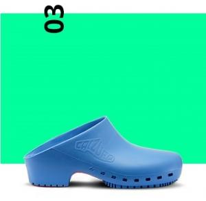 nuovo di zecca 4bb92 bbffb Calzuro le calzature in plastica e gomma rispettose del'ambiente