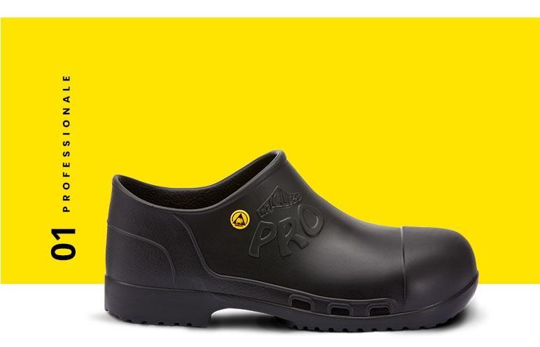 Calzature in plastica e gomma - Calzuro 90ae139a840